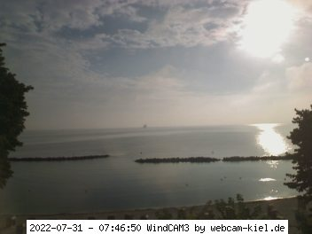 Beachlife webcam kiel